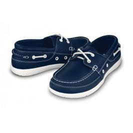 Crocs Harborline Navy/White M7
