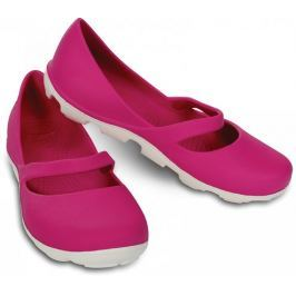 Crocs Duet sport Mary Jane Pink W9
