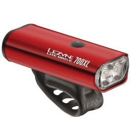 Lezyne Lite Drive 700XL Red