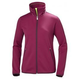 Helly Hansen W NAIAD FLEECE JACKET - PLUM - S