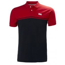 Helly Hansen SALT POLO FLAG RED - S