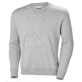 Helly Hansen HH CREW SWEAT GREY MELANGE - S