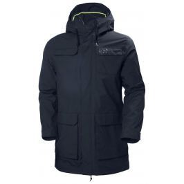 Helly Hansen CAPTAINS RAIN PARKA NAVY L