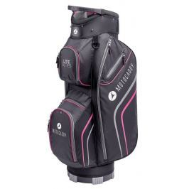 Motocaddy 2018 Lite Series Cart Bag (Black/Fuchsia)