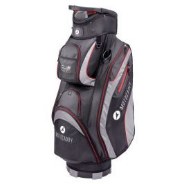 Motocaddy 2018 Club Series Cart Bag (Black/Red)