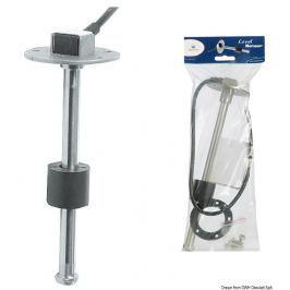 Osculati SS 316 vertical level sensor 10/180 Ohm 17 cm
