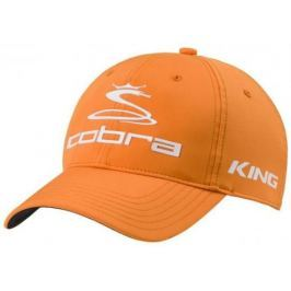 Cobra Pro Tour Cap Vibrant Orange S/M