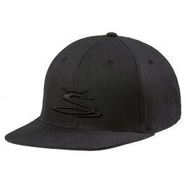 Cobra Tour Snake Snapback Cap Black