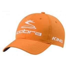 Cobra Pro Tour Cap Vibrant Orange L/XL