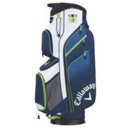 Callaway Chev Org Stand Bag Navy/Blue/Night Green 2018