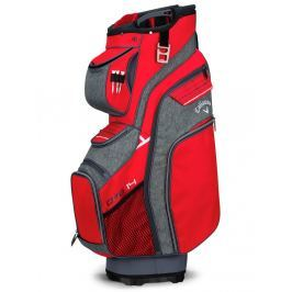 Callaway Org 14-Way Cart Bag Red/Titanium/White 2018