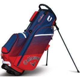 Callaway Chev Org Stand Bag Red/Navy/White 2018
