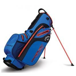 Callaway Hyper Dry Fusion Stand Bag Royal/Black/Red 2018