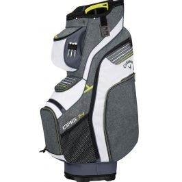 Callaway Org 14-Way Titanium Cart Bag White/Neon/Yellow 2018
