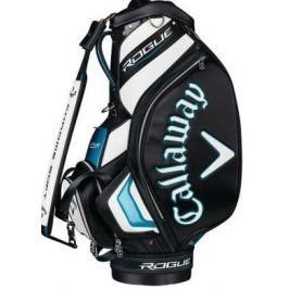 Callaway Rogue 10'' Golf Tour / Staff Trolley Bag Black/White