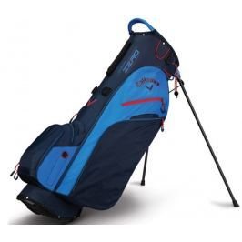 Callaway Fusion Zero Stand Bag Navy/Royal/Red 2018