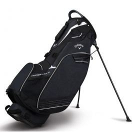 Callaway Hyper Lite 3 Carry Stand Bag Black/Titanium/White 2018