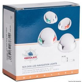 Osculati Sea-Dog led navigation light 225° bicolor 12 m