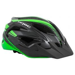 HQBC EPIQE Black/Fluo Green Gloss 53-58