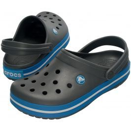 Crocs Crocband Charcoal/Ocean 45-46