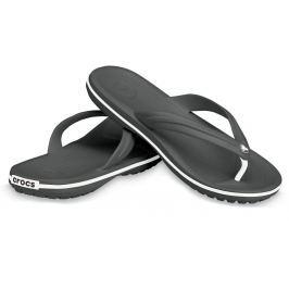 Crocs Crocband Flip Unisex Adult Black 36-37