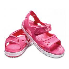 Crocs Crocband II Sandal PS Paradise Pink/Carnation 25-26