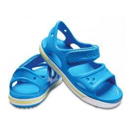 Crocs Crocband II Sandal PS Ocean/Tennis Ball Green 30-31