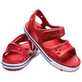 Crocs Crocband II Sandal PS Pepper/Blue Jean 24-25