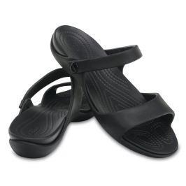 Crocs Cleo V Women Black/Black 34-35