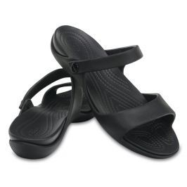 Crocs Cleo V Women Black/Black 38-39