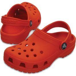 Crocs Classic Clog Kids Tangerine 27-28