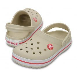 Crocs Crocband Clog Kids Stucco/Mellon 29-30