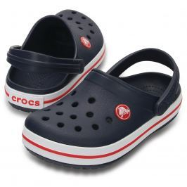 Crocs Crocband Clog Kids Navy/Red 30-31