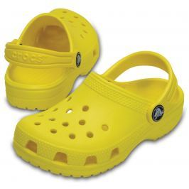 Crocs Classic Clog Kids Lemon 28-29