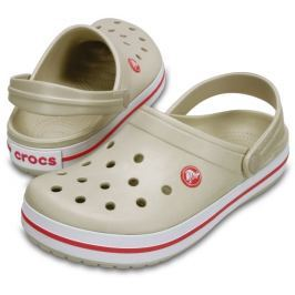 Crocs Crocband Clog Unisex Adult Stucco/Melon 38-39
