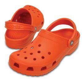 Crocs Classic Unisex Adult Tangerine 37-38