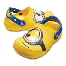 Crocs Fun Lab Minions Clog Kids Yellow 24-25