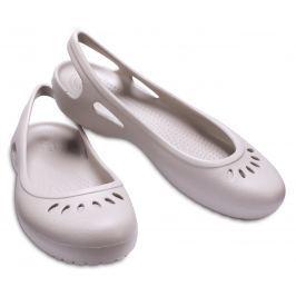 Crocs Kadee Slingback Women Platinum 41-42