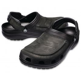 Crocs Yukon Vista Clog Men Black/Black 41-42