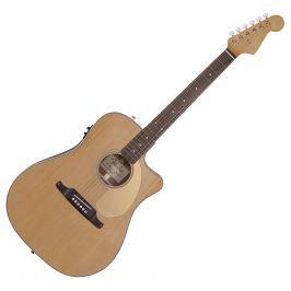 Fender Sonoran SCE Walnut FB Thinline Natural