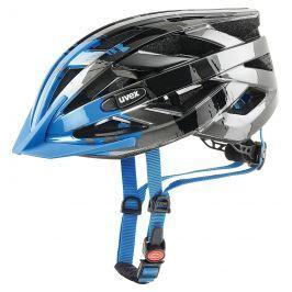 UVEX I-Vo C Dark Silver-Blue 56-60