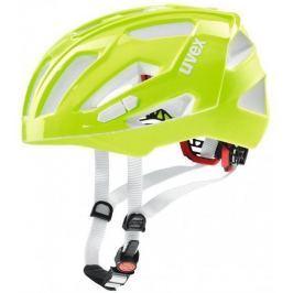 UVEX Quatro XC Neon Lime 56-61Cm