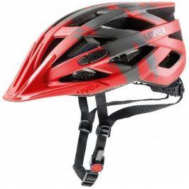 UVEX I-Vo CC Red-Darksilver Mat 56-60
