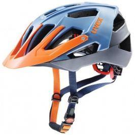 UVEX Quatro Blue-Silver Orange 56-61