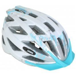 UVEX Air Wing Lightblue-Silver 52-57