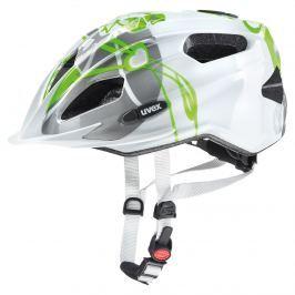 UVEX Quatro Junior Green-Silver 50-55