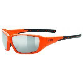 UVEX Sportstyle 219 Orange-Litemirror Silver S3