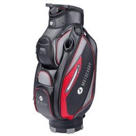 Motocaddy 2018 Pro Series Cart Bag (Black/Red) (B-Stock) #910014