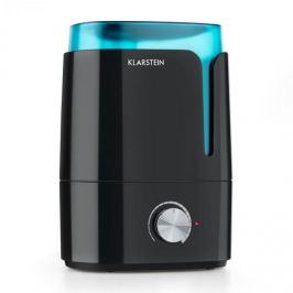 Klarstein KLARSTEIN Stavanger, negru turcoaz, umidificator de aer, funcție aromatică, ecografie, 3,5 L