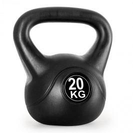 Klarfit Kettlebell bilă de greutate halteră kettlebell 20 kg